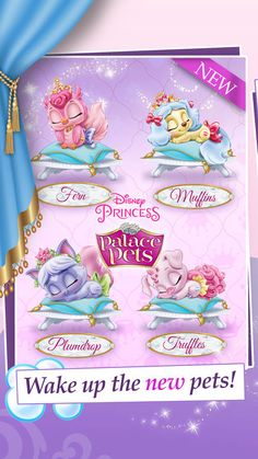 Disney Princess Palace Pets on the App Store Iphone Cases Bling, Iphone Cases For Girls, Princess Palace Pets, Disney Princess Fashion, Raising Girls, Disney Fairies, Disney Coloring Pages, Clear Stickers, Disney Fan Art