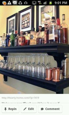 22 best Build A Bar images on Pinterest | Bar counter, Restaurants ...