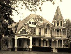 Merriam House  Newton, NJ