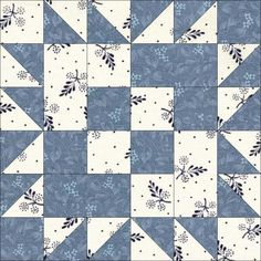 12-30. One More Block is the name of today's patchwork … because after today, you will only one more block to go! Can you believe we have almost made it to the end of the Challenge, and the end of the year. I'm not sure of the traditional name of this block, but even if I was, Judy Hopkin's name for the block is perfect. It is a variation on Crow's Foot, which we made earlier in the year.