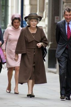 Royal Photography by Paul Ratcliffe: Princess Beatrix of the Netherlands LONDON April 2015