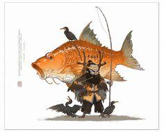 Montaña de WOAHS - El arte de Yi Wang Parte II