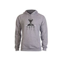 Pawn Forms Hoodie