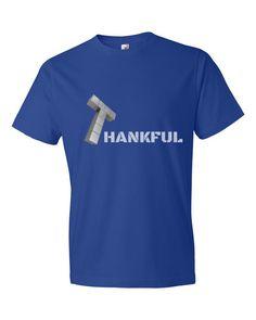 Thankful-Short sleeve t-shirt