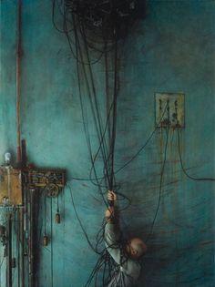 Robert Parke Harrison, fellow Art Institute graduate.