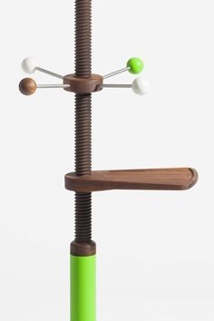 Award-winning design and architecture studio, located in Berlin, Germany. Clothes Stand, Clothes Hanger, American Walnut, Retail Design, Industrial Design, Interior Architecture, Home Accessories, Berlin, Coat