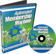 Automated Membership Machine MRR