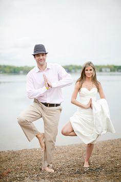 some day I will find myself a yoga husband