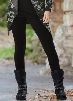 Perfeito não!!   LEGGING PRETO  COMPRE AQUI!  http://imaginariodamulher.com.br/look/?go=