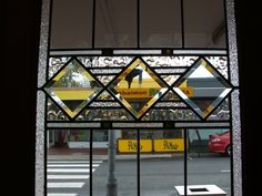 Possibility for the leadlight sliders? Sliders, Stained Glass, Art Deco, Inspiration, Home Decor, Homemade Home Decor, Decoration Home, Inspirational, Home Decoration