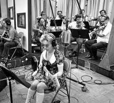 Carol Kaye - as a stalwart member of the Wrecking Crew, was a session bassist for the Beach Boys and numerous other popular performers and bands. Brian Wilson, Nancy Sinatra, Joe Cocker, Les Doors, Studio Musicians, Wall Of Sound, Quincy Jones, Making Love, Angeles
