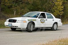 Missouri State Highway Patrol Car-I drove a Ford Crown Victoria Police Intercepter like this one.