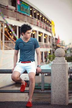 Lương Công Tuấn | D.O.B 22/7/1992 (Cancer) | Model | Fitness | Hot Body | Guy | Sexy | Men | Male | Body | Hottest | Abs | Fashion | Photoshoot