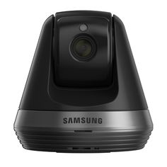 "Samsung SNH-V6410PN/UK SmartCam PTZ Tracker a smarter monitoring camera for home or business that gives you ""Peace of mind""."