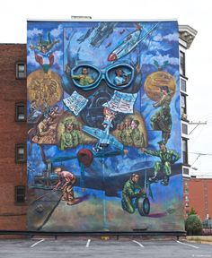 Image detail for -Philadelphia Murals