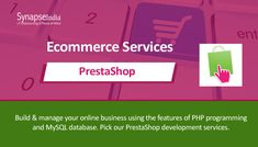SynapseIndia offers affordable prestashop development services such as prestashop web design, theme design and customization, ensuring perfect tailored prestashop ecommerce solutions Ecommerce Solutions, Peace Of Mind, Platforms, Mobile App, Programming, Online Business, Web Design, Mindfulness, Watch