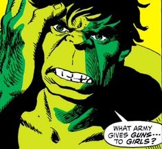 By Herb Trimpe...