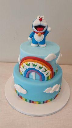 Doreamon cake