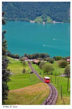Swiss Journey Seelisberg, Uri, Switzerland Copyright: Miro Susta