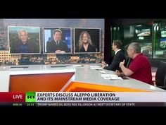 'No 2nd opinion, no alternative': Experts discuss Aleppo liberation and ...