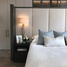 "762 Likes, 11 Comments - Laura Hammett - Interiors (@laurahammett.interiors) on Instagram: ""Master bedside detail on today's photoshoot #interiorarchitecture #interiordesign #interiorstyling…"""