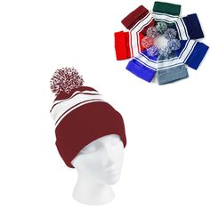 f2c74719f0d 39 Best Knit Pom Beanies with your Company Name or Custom Logo. images
