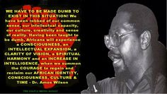 amos n wilson - Dr. Amos N. Wilson (February 23, 1941 – January 14, 1995) was an African-American psychologist, social theorist, Pan-African thinker, scholar and author