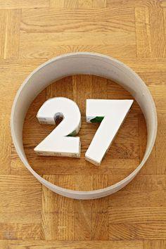 No.27 i Concrete - Preparing the Mold: