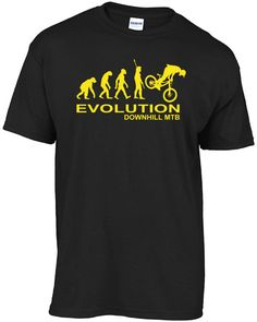 Evolution downhill MTB