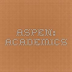 Aspen: Academics