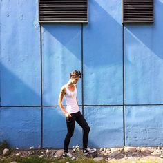 """""""Never trade respect for attention."""" """" #miamunini #tomboy #style #shorthair #streetphotography"""