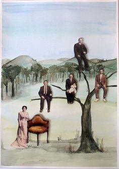"""Saatchi Online Artist Carmen Cruzat; Assemblage / Collage, """"Photocollage"""" #art"""