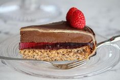 Festkake: Troikakake Norwegian Food, Tiramisu, Cake Recipes, Cheesecake, Food And Drink, Sweets, Snacks, Cookies, Baking