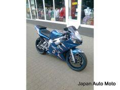 Vand Yamaha R6 Arad - JAPAN AUTO MOTO