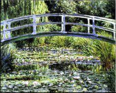 Le Pont Japonais a Giverny by Claude Monet - Kitchen Backsplash / Bathroom wall Tile Mural Tile Mural Store-Kitchen,http://www.amazon.com/dp/B005CHQT1A/ref=cm_sw_r_pi_dp_f37Tsb15G9VWF37E