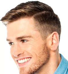 Inspirational Short Hairstyle for Men