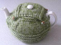 Lollipop Knits: Tea