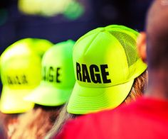 Neon Rage Hats ☻                                                                                                                                                                  ⇜•ṄεΦЙ❉€яᗛƶΣ•⇝