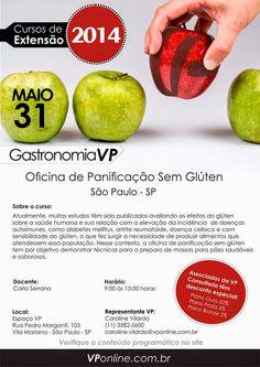 Chef Carla Serrano: Oficina de Panificação sem glúten - São Paulo - SP...