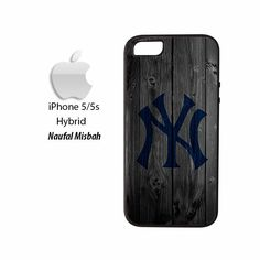 New York Yankees Custom 2 iPhone 5/5s HYBRID Case Cover