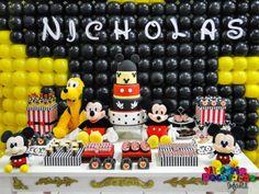 Victória Decor Personalizados: Mickey