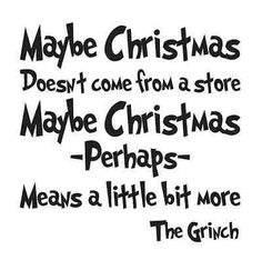 Christmas-Holiday-STENCIL-12x12-Grinch-Quote-for-primitive-sign-crafts-scrapbook