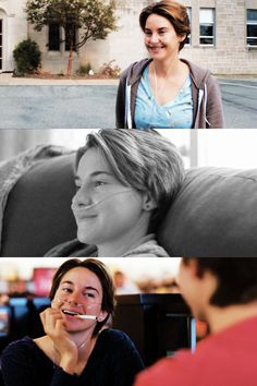 Hazel Grace with Augustus Film Books, Book Tv, Fault In The Stars, Hazel Grace Lancaster, Augustus Waters, Looking For Alaska, Star Quotes, Tfios, We Movie