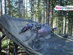 Another Ride in the Wall -  Rider: Stephanie Reim - Photo: Sebastian Klockgether - #ilovegirlriders #iamagirlrider