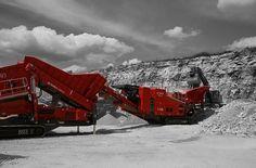 Terex® Finlay I-140 impact crusher