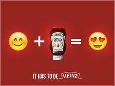 """It's legen... wait for it..."" 😎 #HeinzKetchup #HappinessMatters"