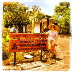 La foto lo dice todo - galápagos Ecuador