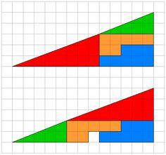 Dreiecks-Puzzle