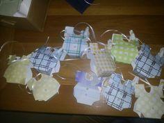 Scatoline tutina portaconfetti nascita