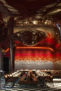 El restaurante - AD España, © Guillaume Grasset